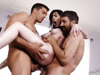 Итальянское групповое порно