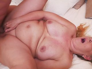 Сперма в толстой пизде порно