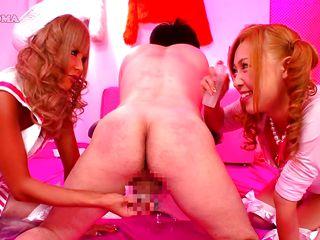 Японские шоу 21 смотреть порно