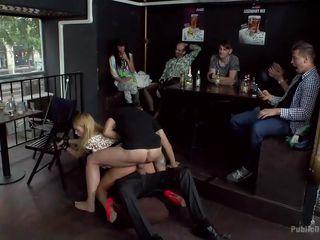 Групповое порно с порнозвездами
